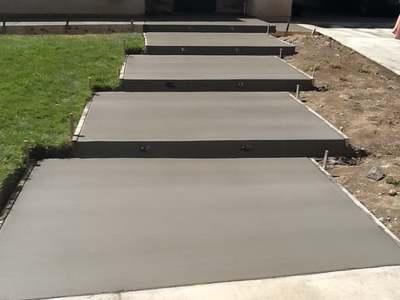 Elite Landscape Concrete Concrete Construction Services